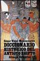 DICCIONARIO HISTORICO DEL ANTIGUO EGIPTO