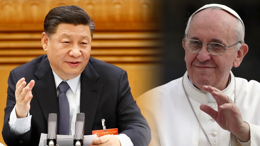 Editorial: Lo que China paga al Vaticano - 07/07/20