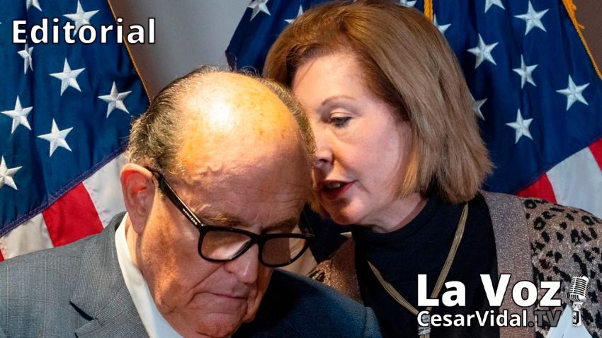Editorial: Elecciones USA: La lucha legal continúa - 27/11/20