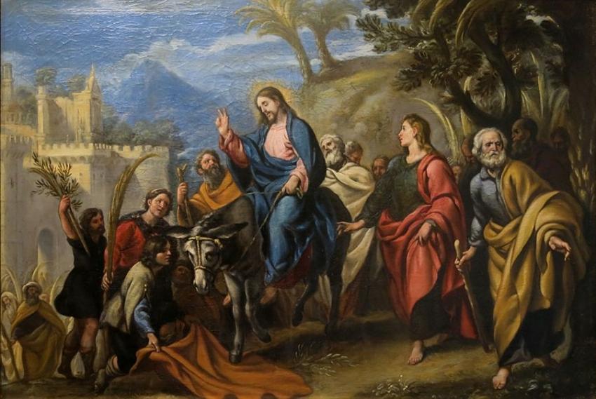 Lucas, un evangelio universal (XLIX): (19: 28-44): La entrada en Jerusalén