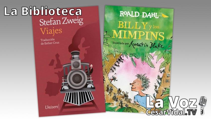 """La Biblioteca: """"Viajes. Una selección"""" y """"Billy y los Mimpins"""" - 21/01/21"""