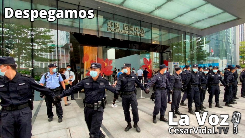 Despegamos: El fuego del dragón Evergrande, corrupción en la FED y la verdad del empleo español - 20/09/21