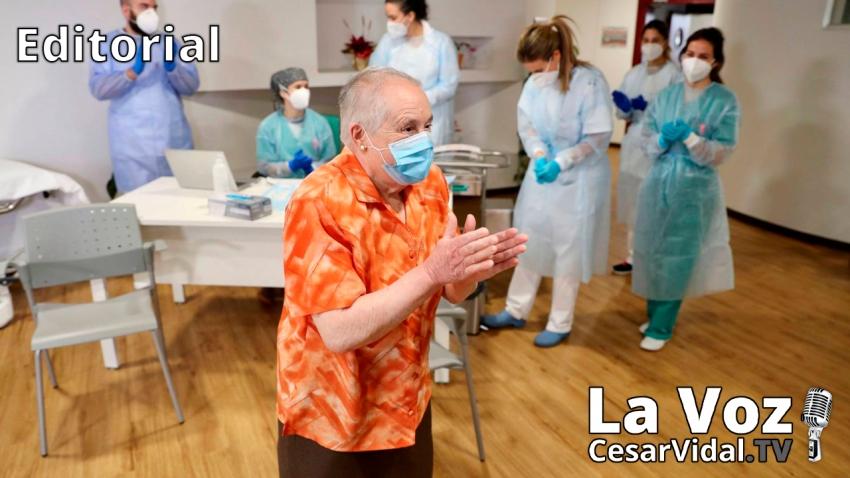 Editorial: La vacuna del Coronavirus comienza a tener resultados en España - 20/01/21