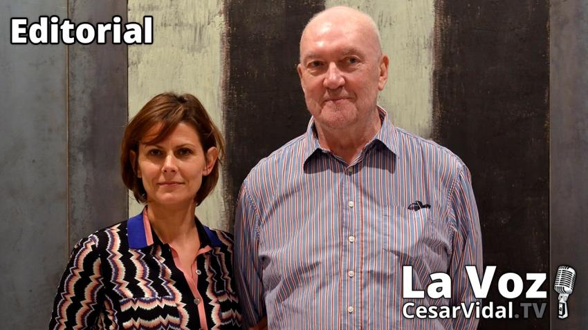 Editorial: El pintor Scully afirma que Cataluña es una m... - 24/09/21