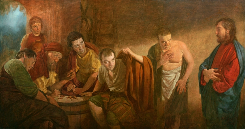 Lucas, un evangelio universal (L): (20: 1-18): Jesús puesto a prueba (I): la autoridad de Jesús
