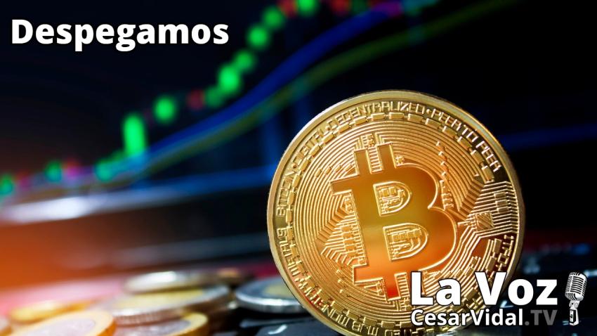 """Despegamos: Nobel al salario mínimo, España modelo del """"Great Reset"""" y nuevo rally del Bitcoin - 12/10/21"""