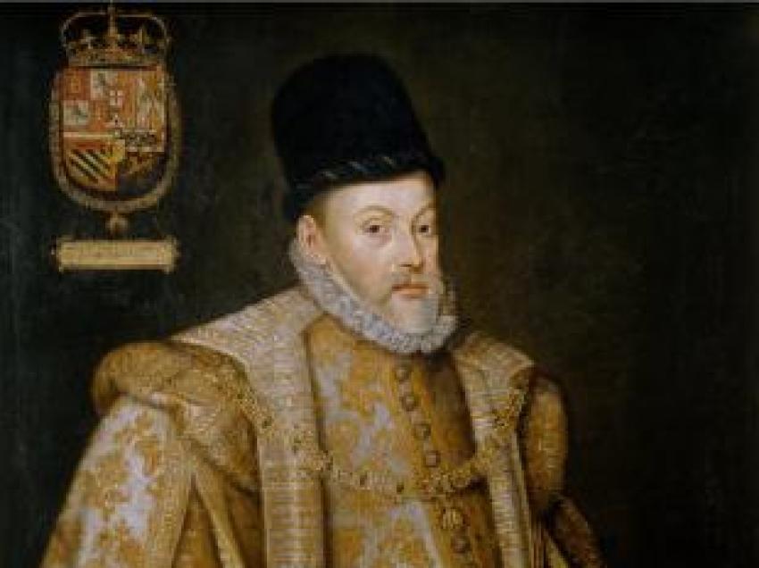 (LV): La España de la contrarreforma (XII): Felipe II. La espada de la contrarreforma (VII):  De la rebelión de Flandes al fracaso de la empresa de Inglaterra (I)