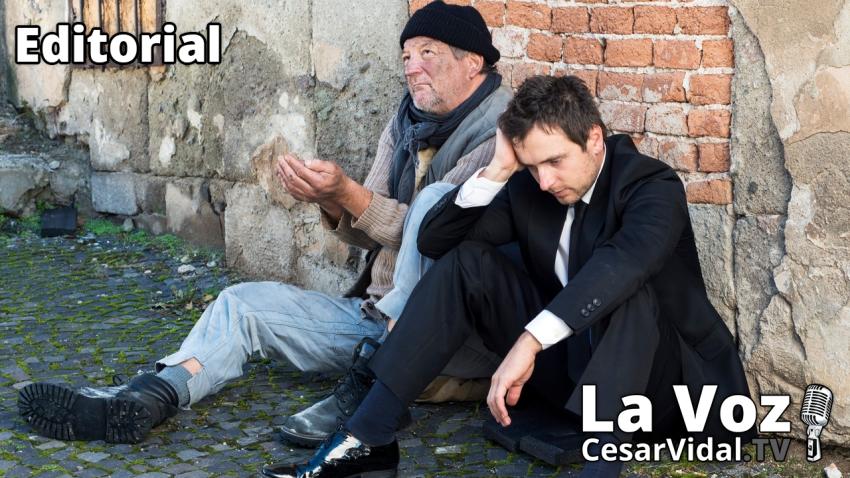 Editorial: El creciente empobrecimiento de España - 15/10/21