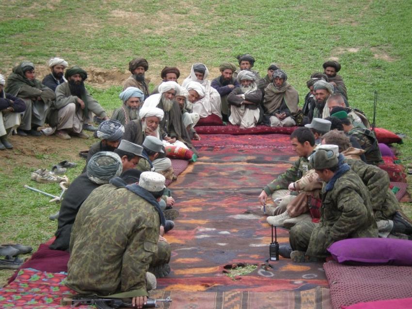 Nunca debimos ir a Afganistán (y III)