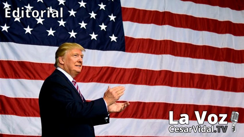 Editorial: El legado de Donald Trump - 19/01/21