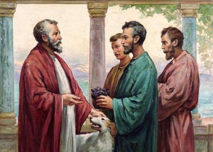 Lucas, un evangelio universal (XLVIII): (19: 11-27): Aprovechar o desperdiciar la vida