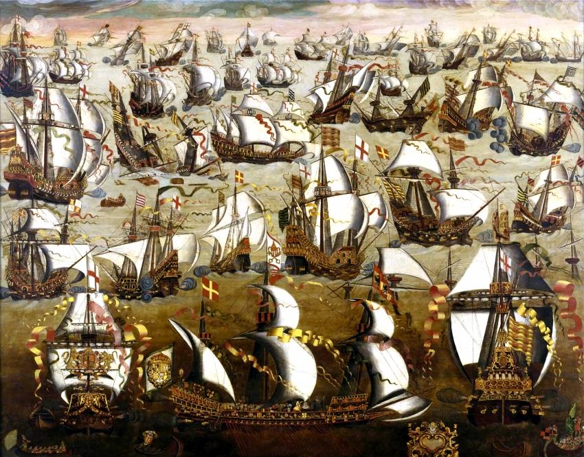 (LVI): La España de la contrarreforma (XIII): Felipe II. La espada de la contrarreforma (VIII): De la rebelión de Flandes al fracaso de la empresa de Inglaterra (II)