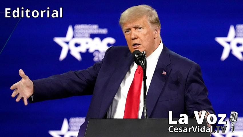 Editorial: Donald Trump electriza a los conservadores - 01/03/21