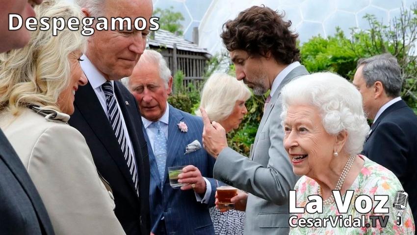 Despegamos: La criptomoneda de Sánchez, Blackrock infla la burbuja USA y la élite del G7 es 'COVID free' - 14/06/21
