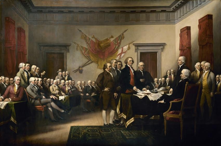 Un Mundo que Cambia (VIII): La serie. ¿Cómo es la democracia según la idearon los Padres Fundadores?