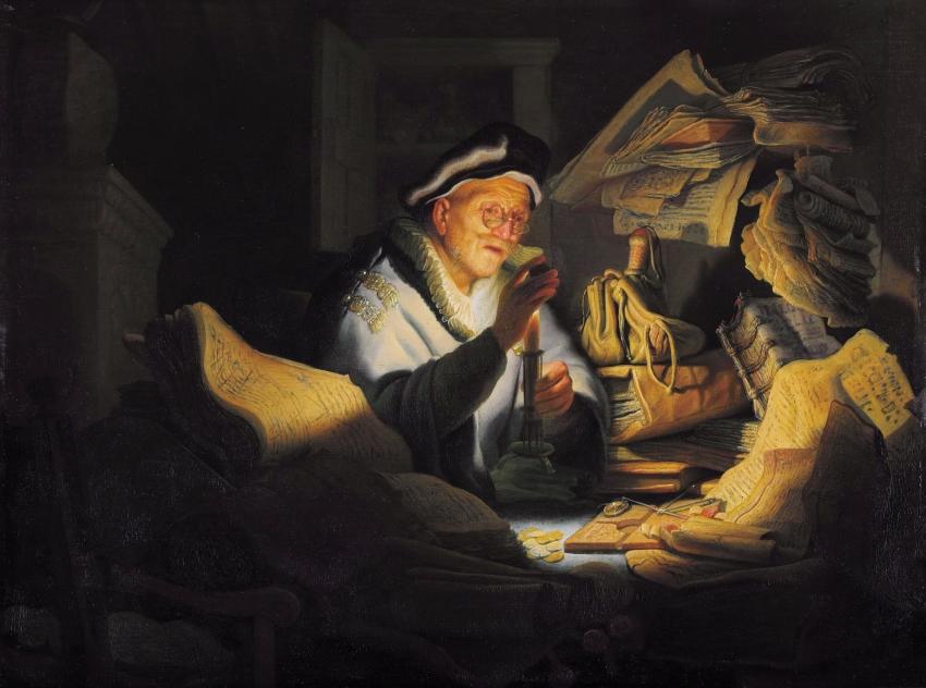 Lucas, un evangelio universal (XXX): El juicio correcto de lo material: el hombre rico y estúpido (12: 13-21)